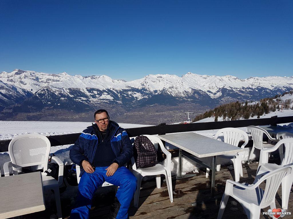Serwis randkowy na nartach